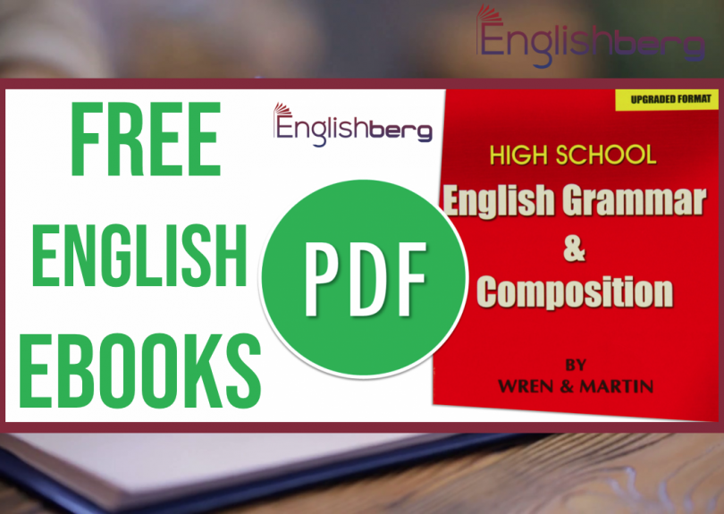 High school English grammar and composition by Wren and Martin | Free English PDF eBooks
