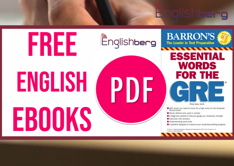 Barron's Essential Words for the GRE (Barron's GRE) pdf