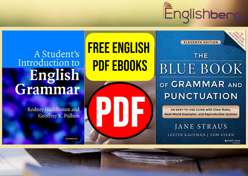 a student introduction to english grammar and the blue book of grammar and punctuation