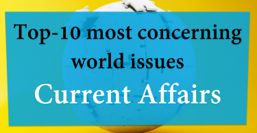 Global challenges | Top-10 most concerning world issues | Current Affairs
